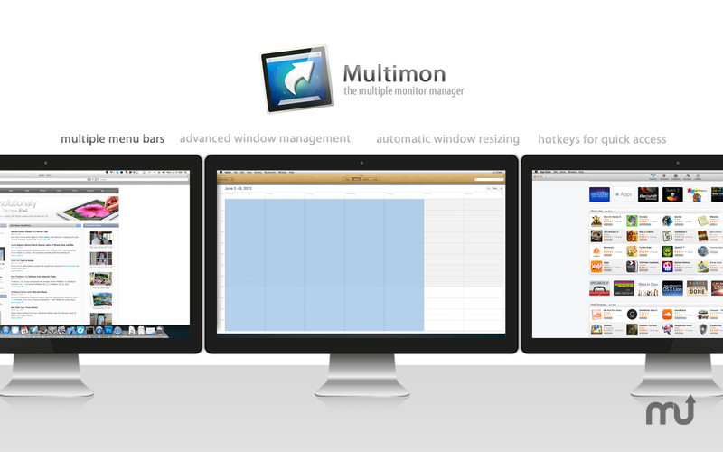 Screenshot 2 for Multimon
