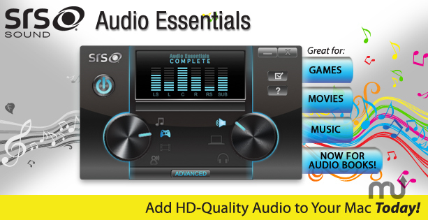 Screenshot 1 for SRS Audio Essentials