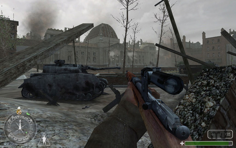 Screenshot 1 for Call of Duty