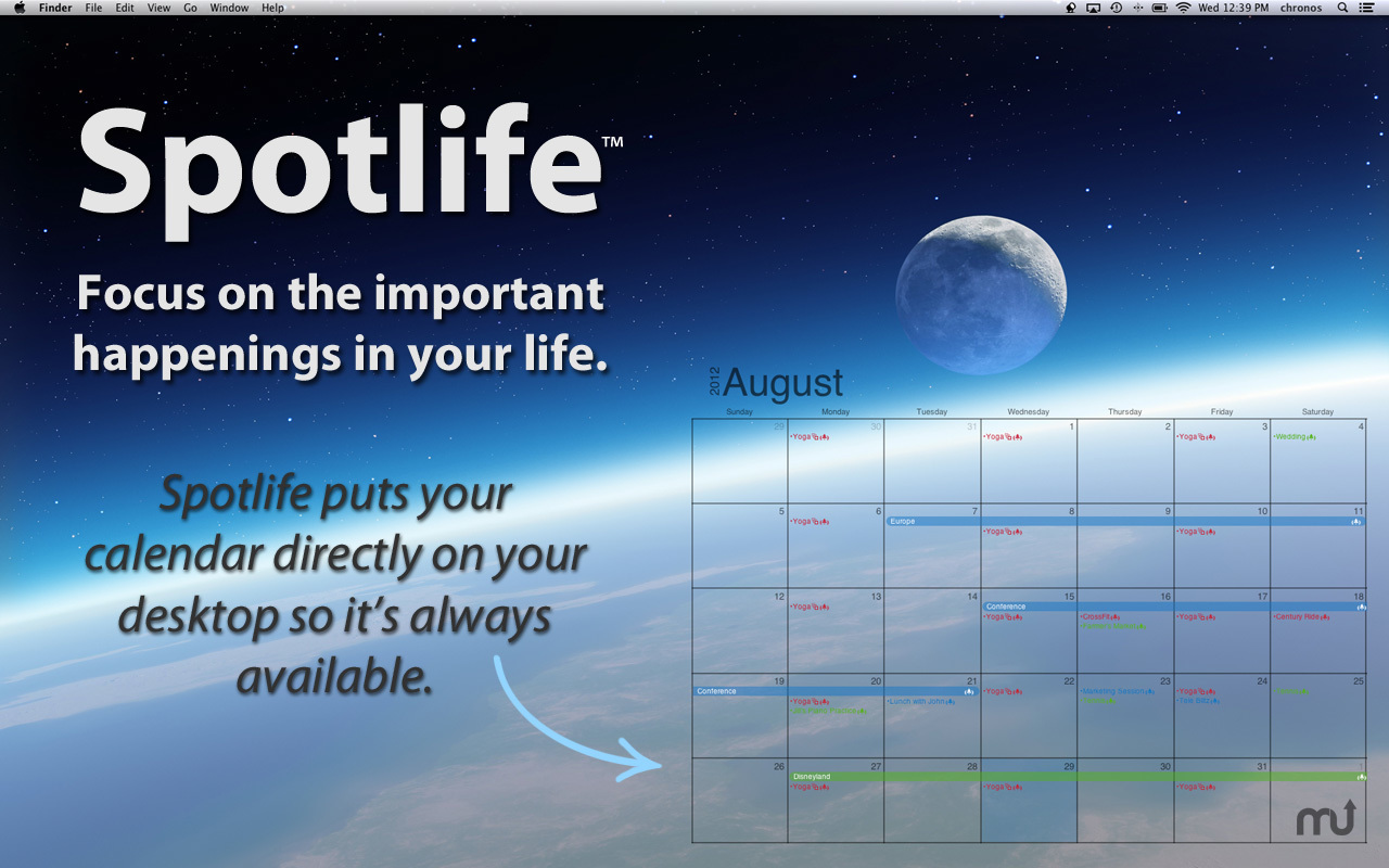 Screenshot 1 for Spotlife