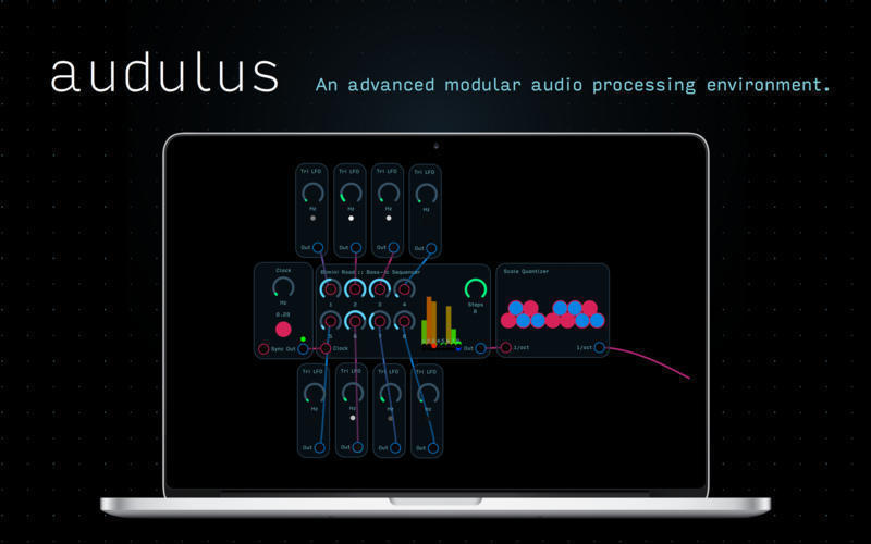 Screenshot 1 for Audulus