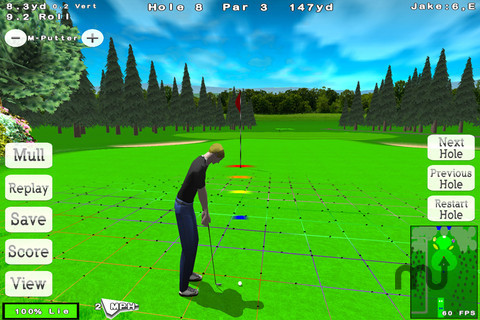 Screenshot 3 for Nova Golf