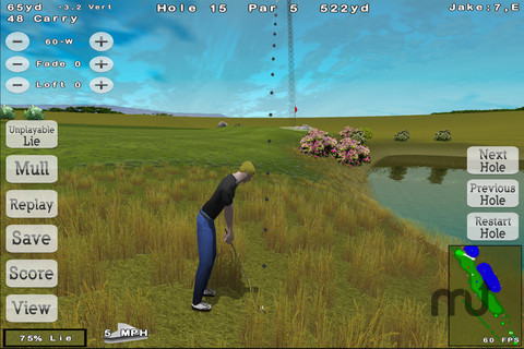 Screenshot 6 for Nova Golf