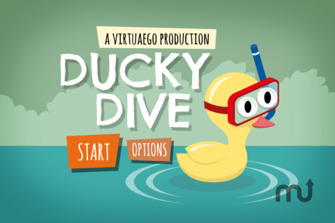Screenshot 1 for Ducky Dive