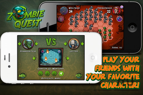 Screenshot 5 for Zombie Quest