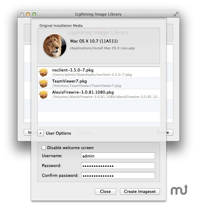 Screenshot 1 for FileWave Lightning