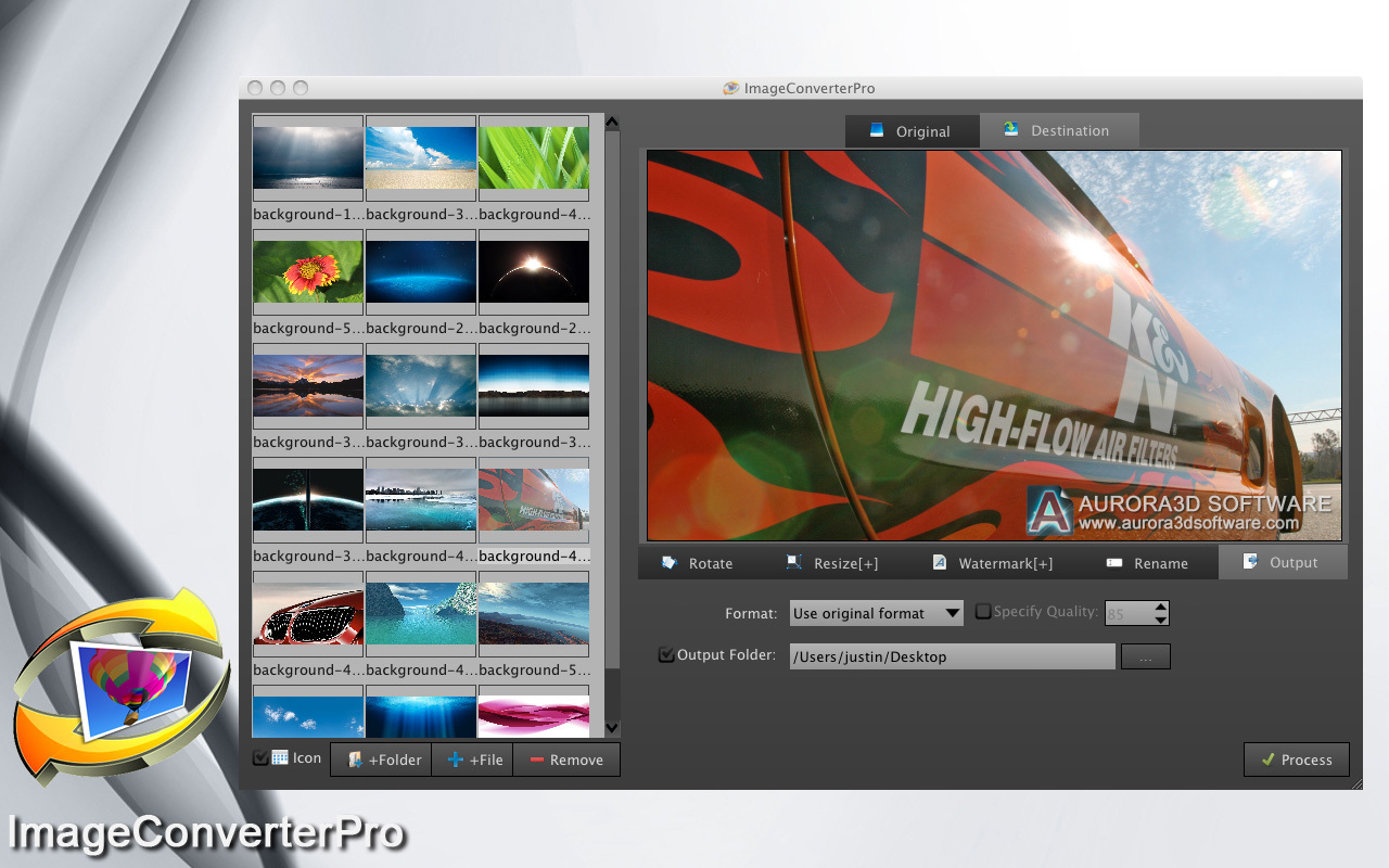 Screenshot 2 for ImageConvertPro
