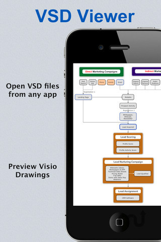 Screenshot 1 for VSD Viewer