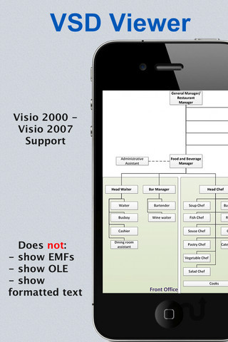 Screenshot 3 for VSD Viewer