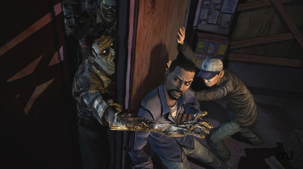 Screenshot 1 for The Walking Dead
