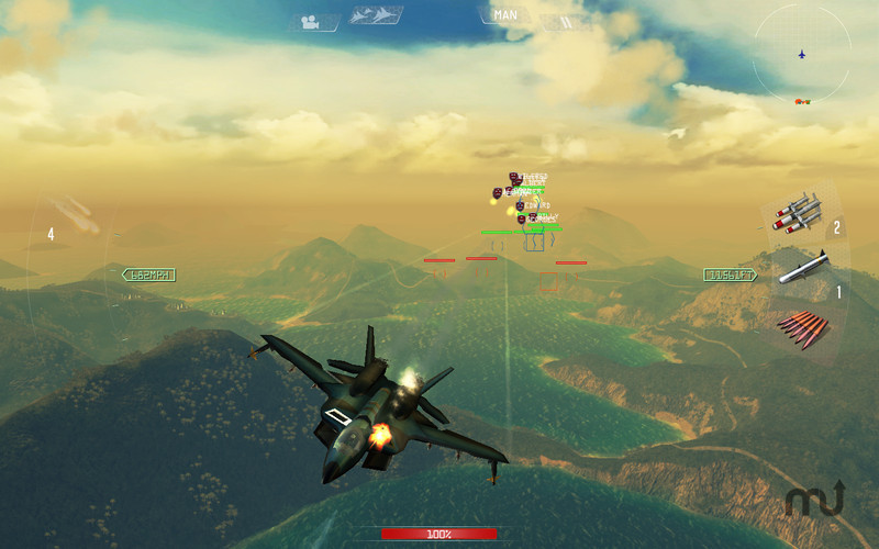 Screenshot 1 for Sky Gamblers: Air Supremacy