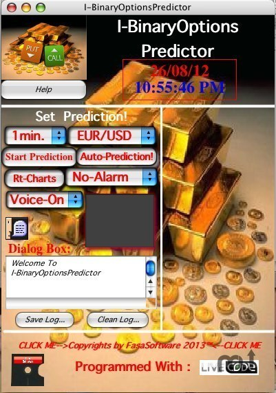 Screenshot 1 for I-BinaryOptionsPredictor