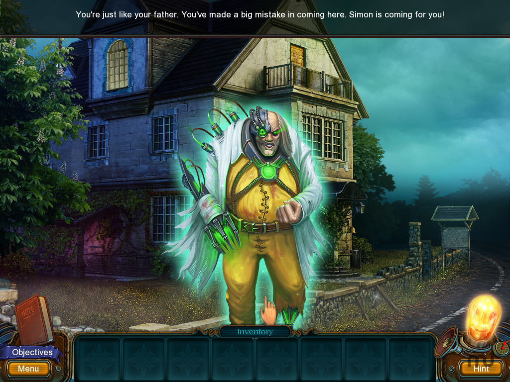 Screenshot 1 for Howlville: The Dark Past