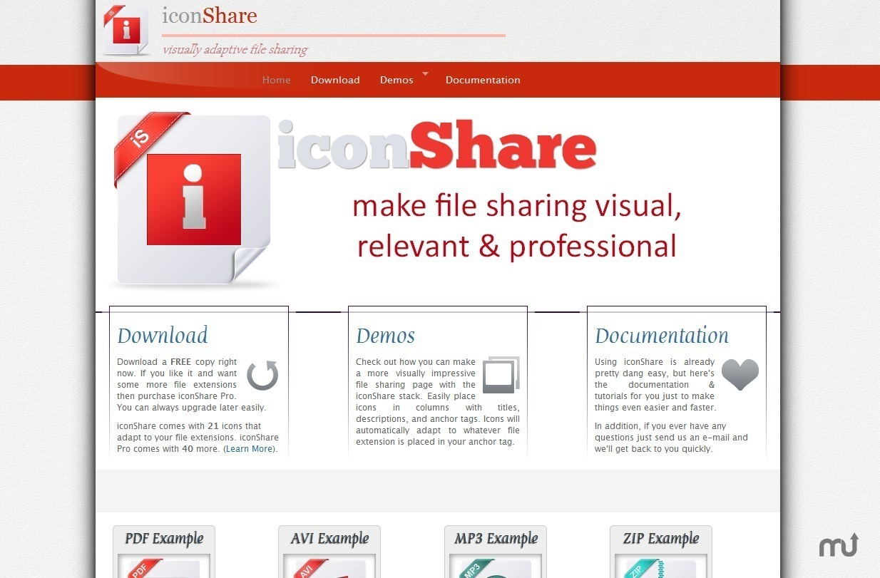 Screenshot 1 for iconShare Free
