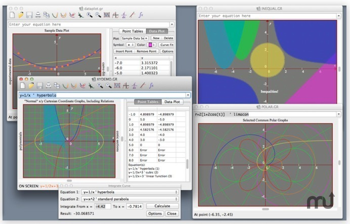 Screenshot 1 for Graphmatica