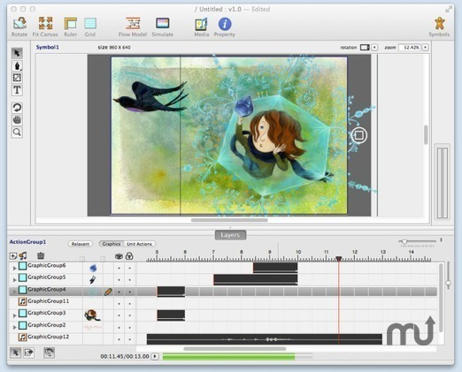 Screenshot 1 for ArtPigEditor