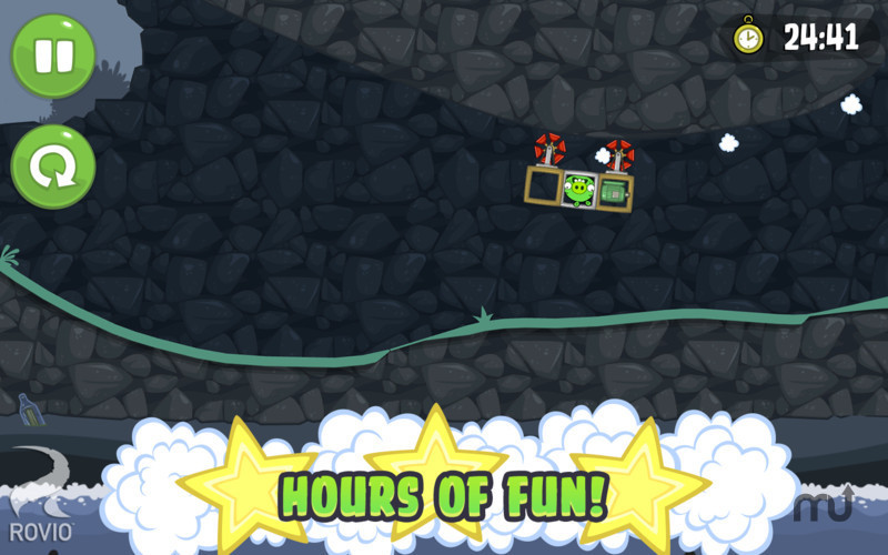 Screenshot 2 for Bad Piggies