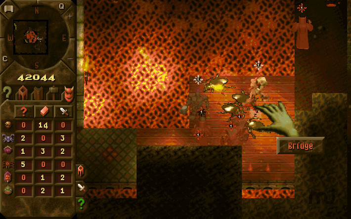 Screenshot 1 for Dungeon Keeper