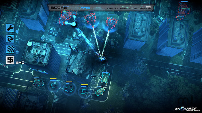 Screenshot 1 for Anomaly Warzone Earth
