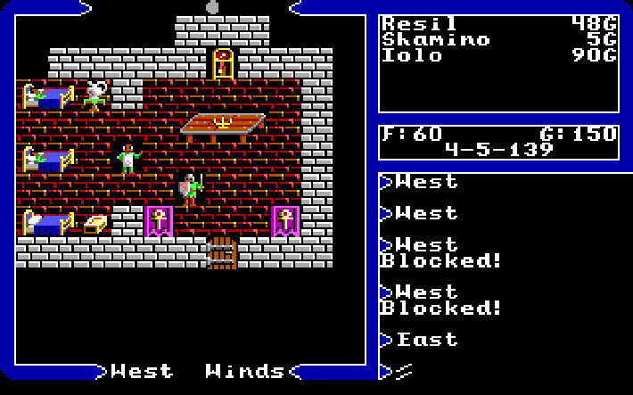 Screenshot 1 for Ultima 4+5+6