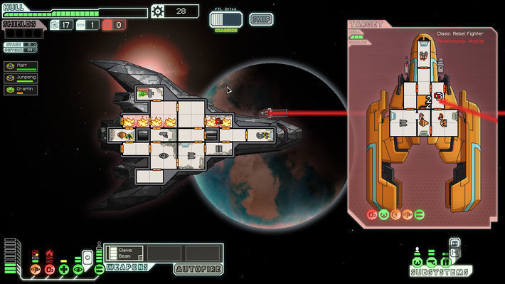 Screenshot 1 for FTL: Faster Than Light