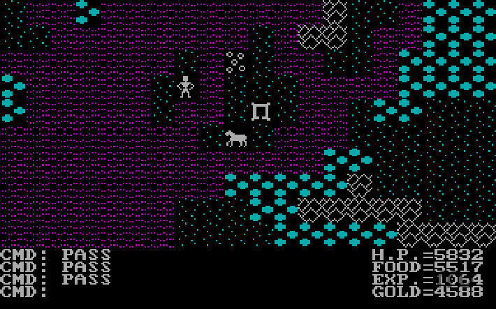 Screenshot 1 for Ultima 1+2+3