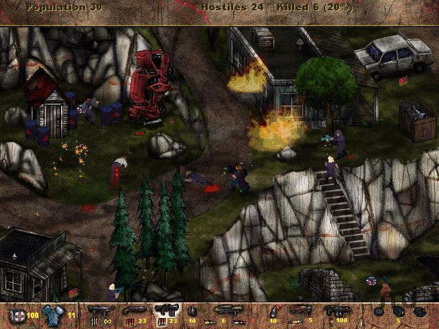 Screenshot 1 for Postal: Classic and Uncut