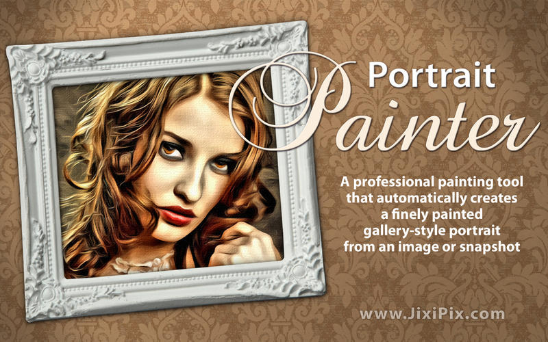 Screenshot 1 for Portrait Painter