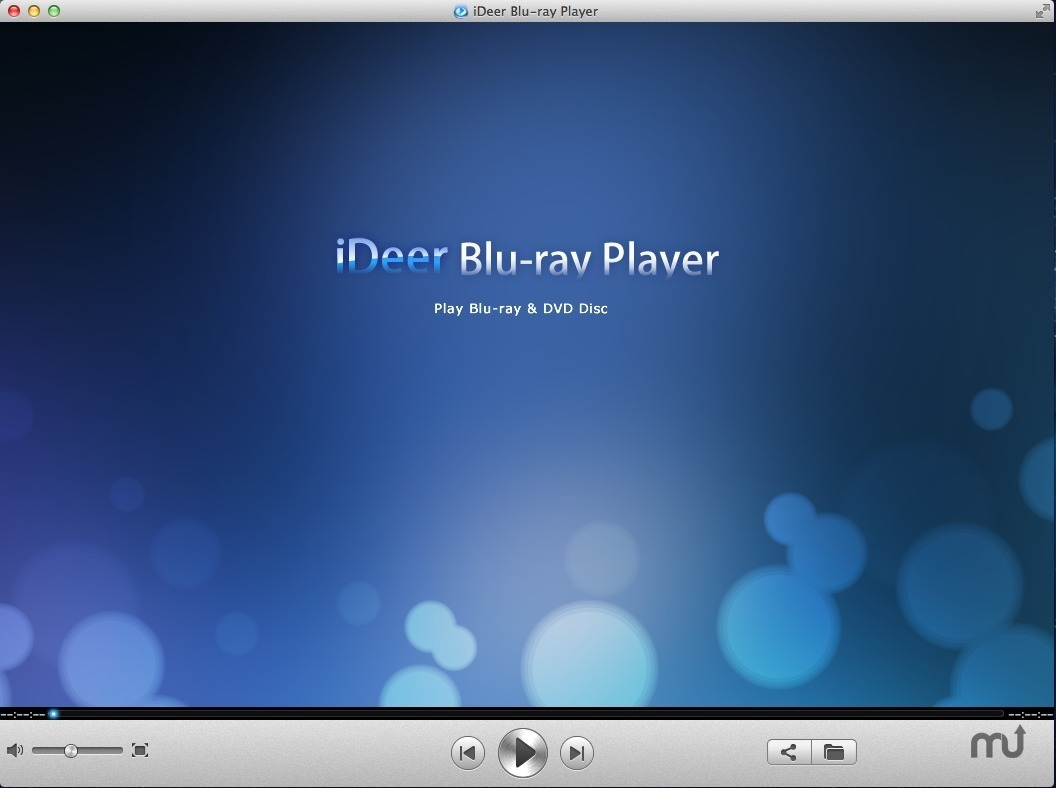 Screenshot 1 for iDeer Blu-ray Player