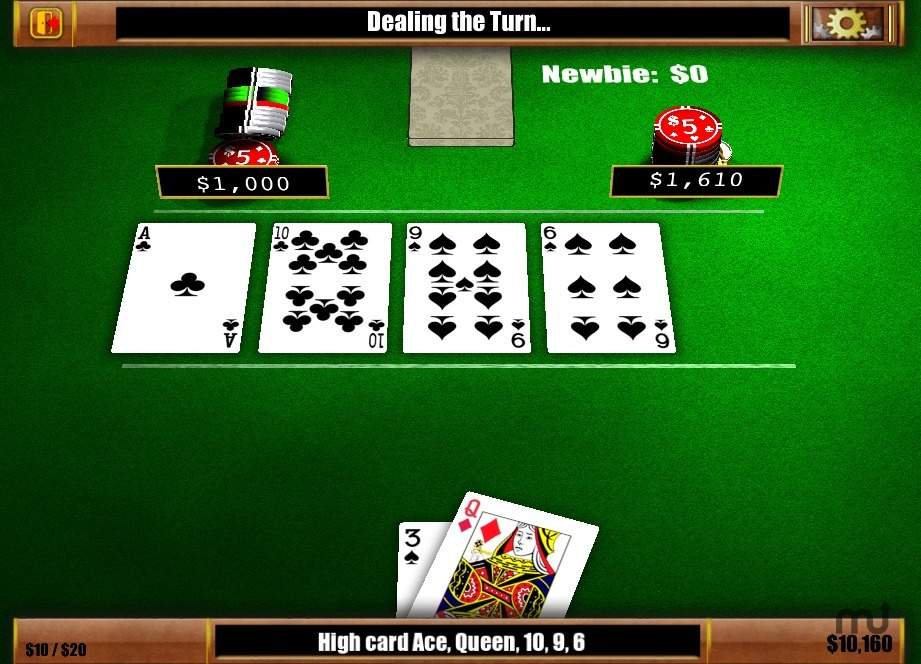 Screenshot 1 for +PokerUltimate