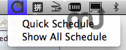 Screenshot 2 for Auto Scheduled Tasks