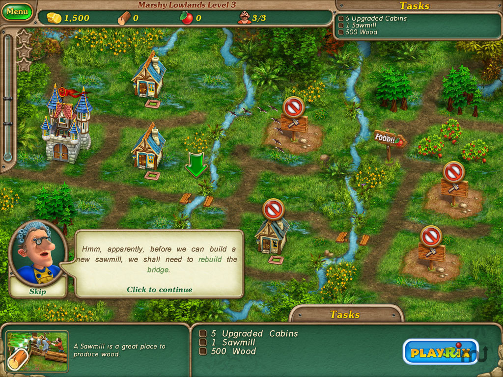 Screenshot 1 for Royal Envoy 2 Collector's Edition