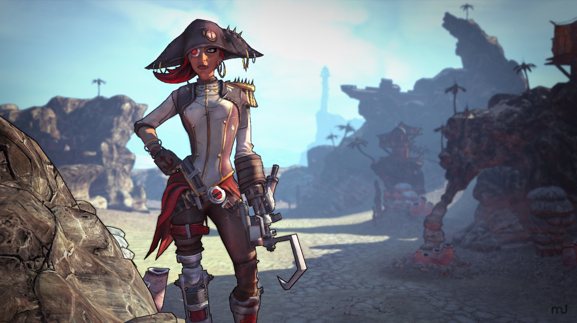 Screenshot 2 for Borderlands 2: Captain Scarlett