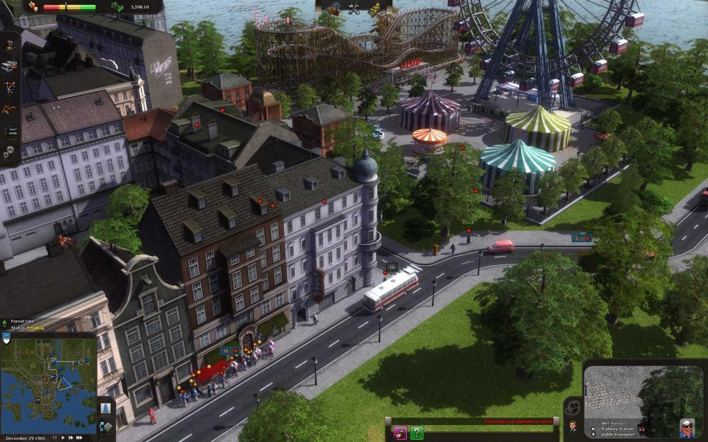 Screenshot 1 for Cities in Motion Collection