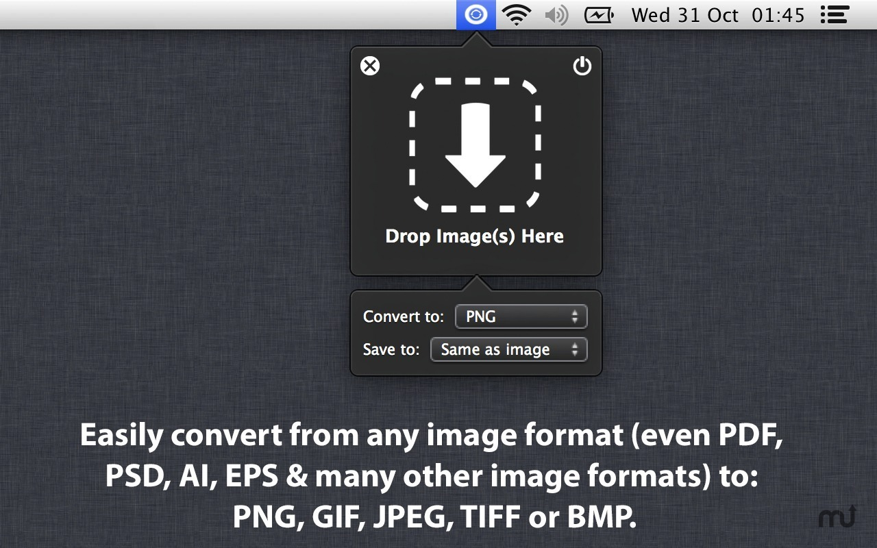 Screenshot 1 for Easy Image Converter