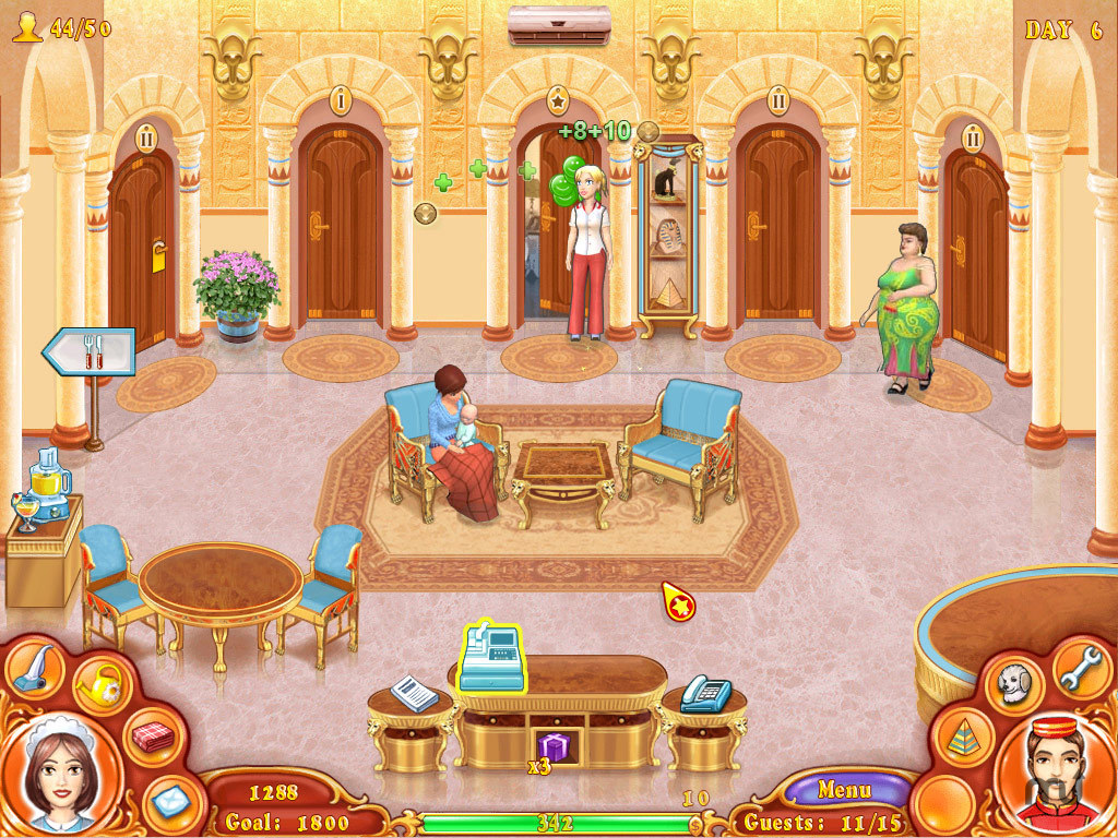 Screenshot 3 for Jane's Hotel Mania