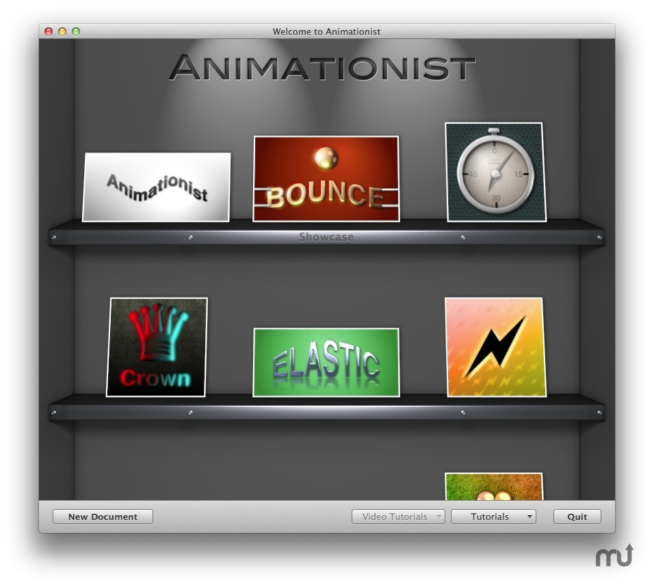 Screenshot 1 for Animationist