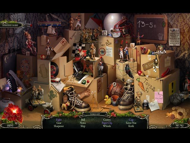 Screenshot 2 for Grim Tales: The Wishes CE
