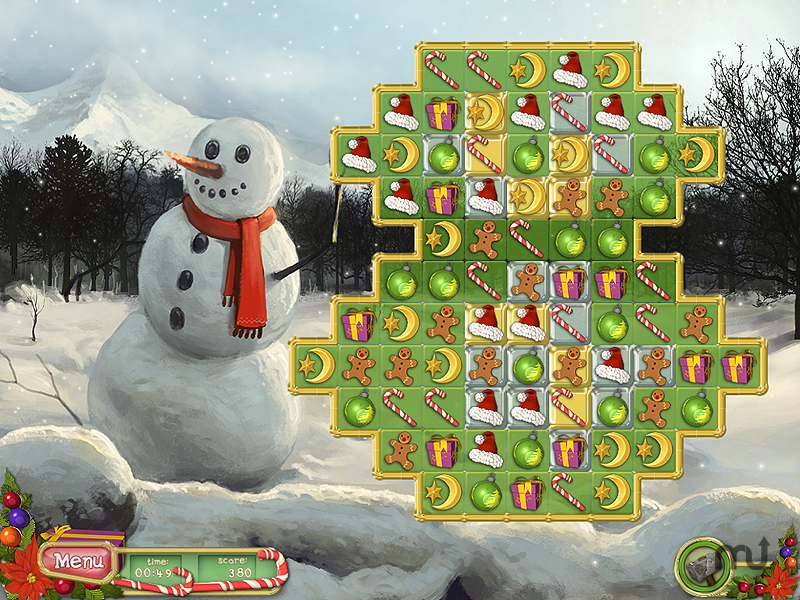 Screenshot 1 for Christmas Puzzle