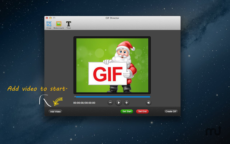 Screenshot 1 for GIF Director