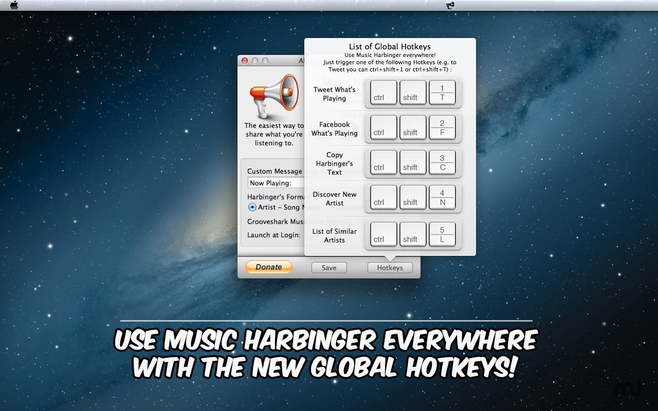 Screenshot 4 for Music Harbinger