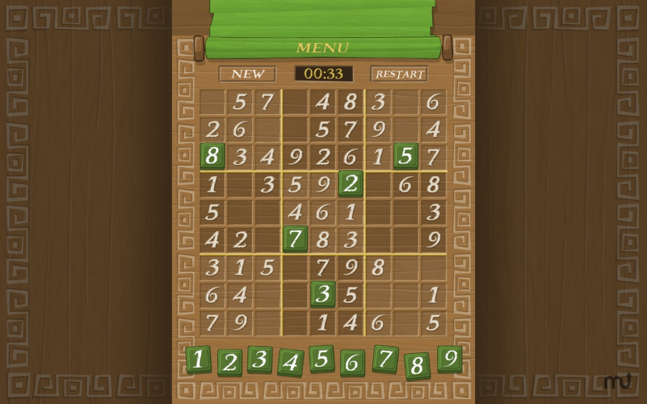 Screenshot 2 for Simply Sudoku