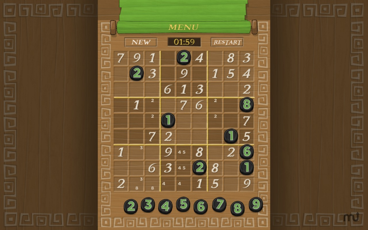 Screenshot 4 for Simply Sudoku