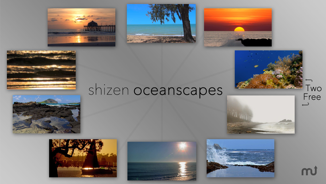 Screenshot 1 for Shizen: Oceanscapes