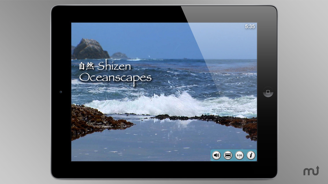 Screenshot 2 for Shizen: Oceanscapes