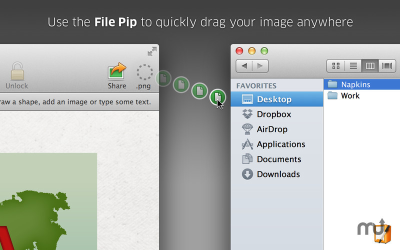 Screenshot 4 for Napkin - Image Annotation and Markup