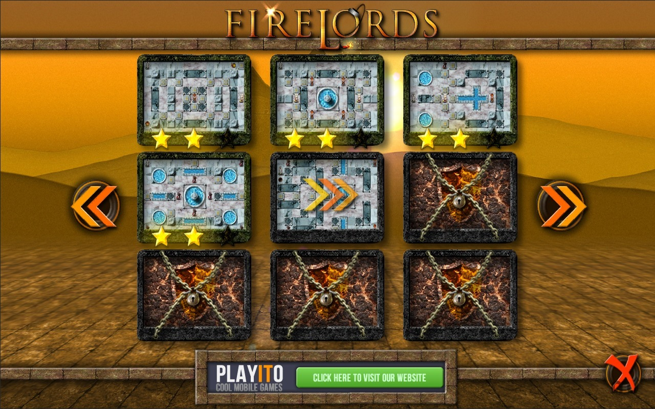 Screenshot 1 for FireLords