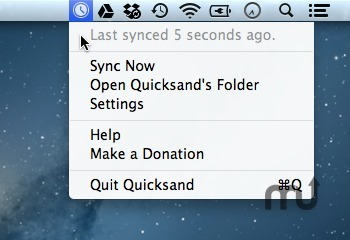 Screenshot 1 for Quicksand