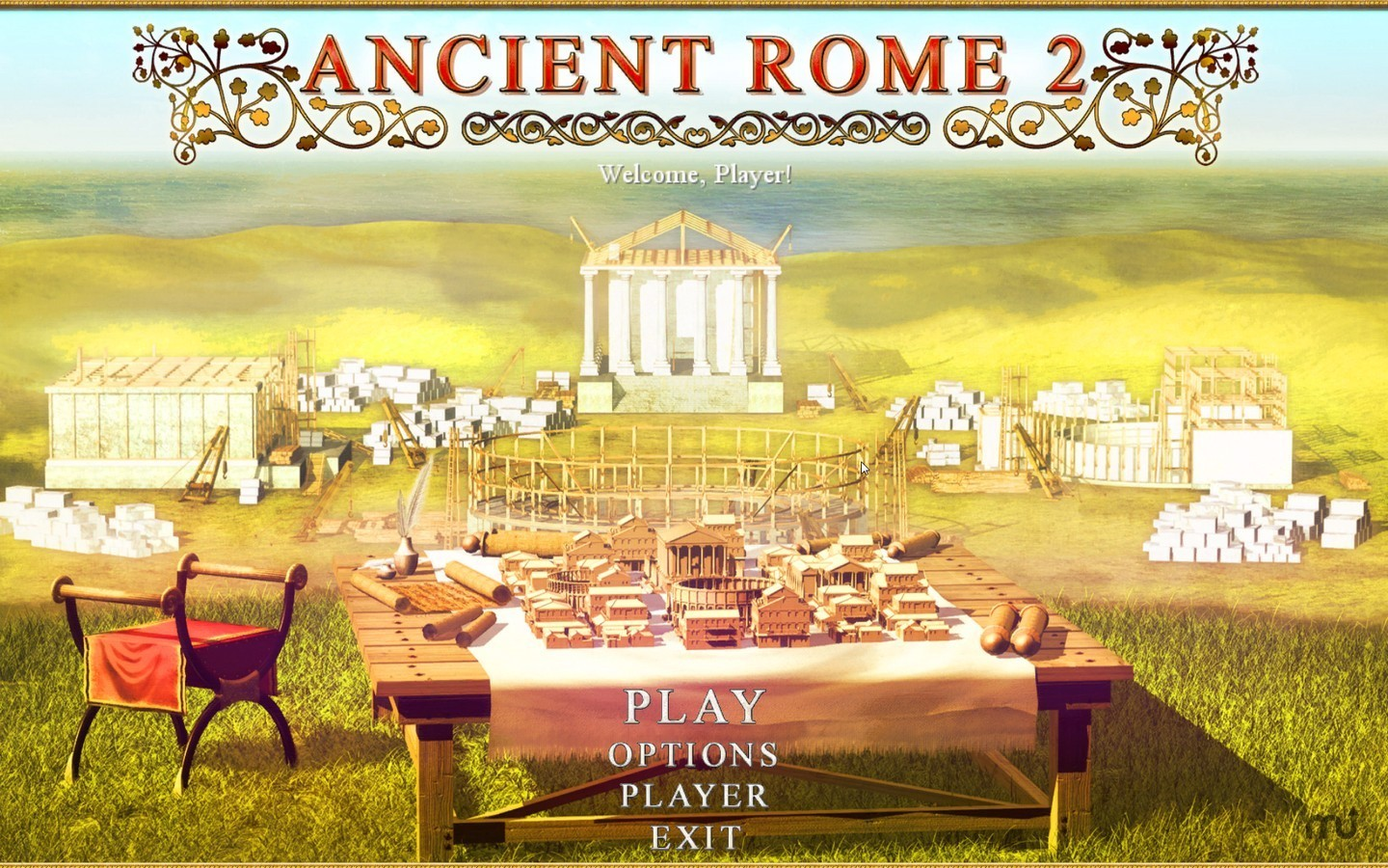 Screenshot 1 for Ancient Rome 2