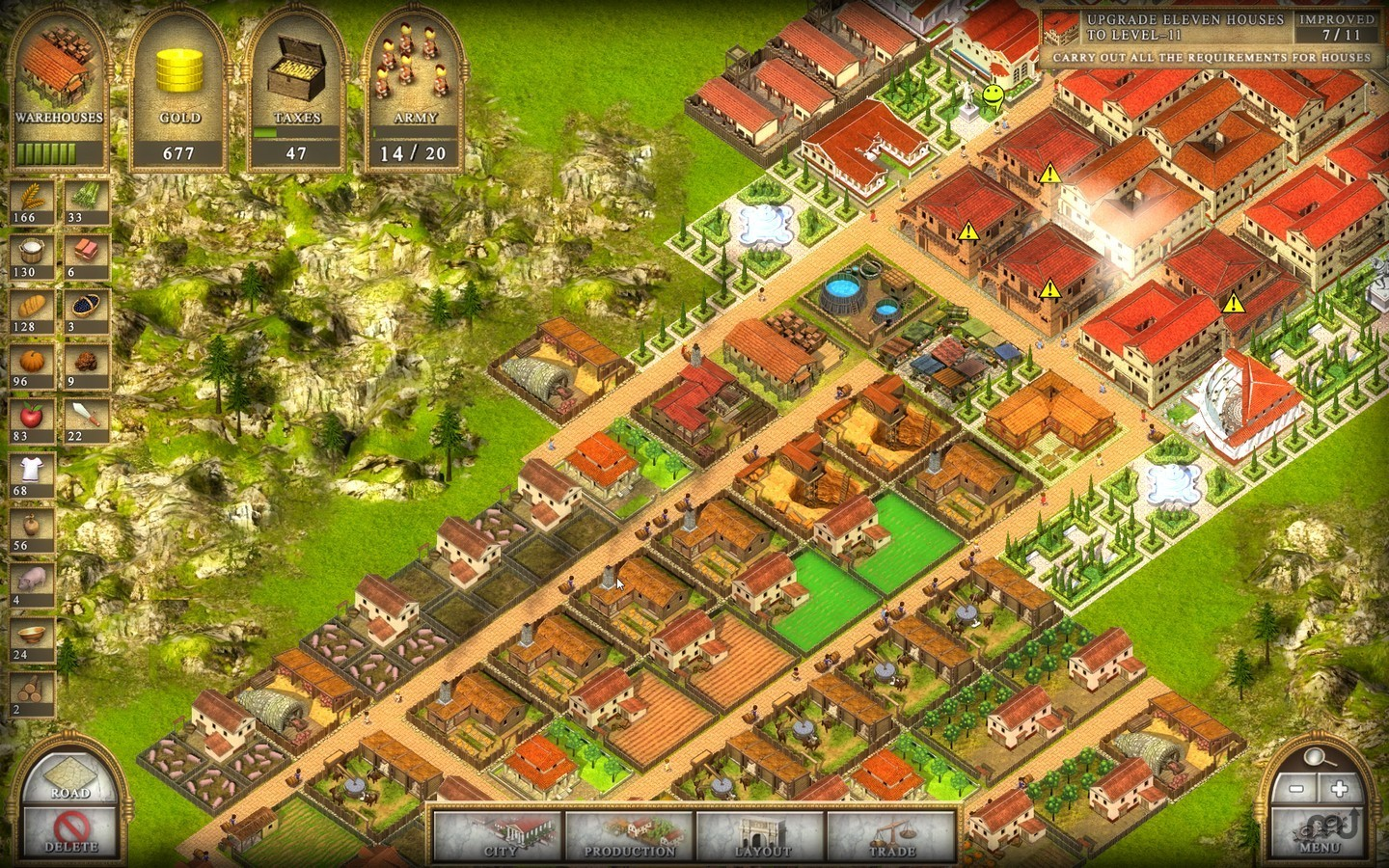 Screenshot 2 for Ancient Rome 2